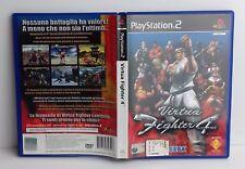 VIRTUA FIGHTER 4 - PS2 - PlayStation 2 - PAL - Italiano - Usato