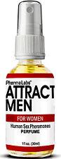 The Secret To Instantly ATTRACT MEN Phermalabs Pheromones PERFUME 1oz bottle