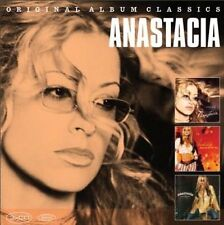Original Album Classics [Slipcase] by Anastacia (Anastacia Newkirk) (CD, Jan-2012, 3 Discs, Epic)