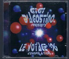 GIGI D'AGOSTINO PRESENT LE VOYAGE '96 CD F.C.