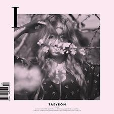 K-pop Taeyeon - I (1st Mini Album) (TAEYEON01MN)