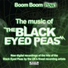 Black Eyed Peas (Tribute) : Boom Boom Pow! The Music Of The Black Eyed Peas CD