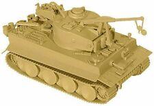 """New - H0/00/1:87 - Roco 051129 - """"Tiger"""" Salvage Tank - Deutsche Wehrmacht"""