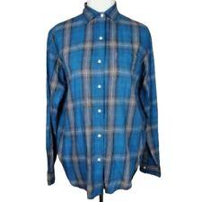 Size Medium - RALPH LAUREN Denim Supply Plaid Button Boyfriend Shirt Top