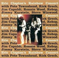 ERIC CLAPTON : RAINBOW CONCERT remastered (CD) Sealed