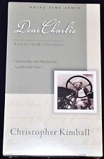 """DEAR CHARLIE"" by Christopher Kimball AUDIOBOOK TAPE CASSETTES Brand New!"
