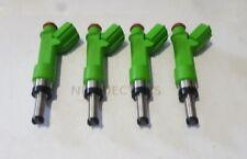OEM Denso 23250-36010 Fuel Injectors Set (4) Toyota Camry RAV4 Scion TC