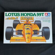 Tamiya 1:20 Scale Lotus Honda 99T 1987 Item 20020 Ayrton senna Plastic Model Kit