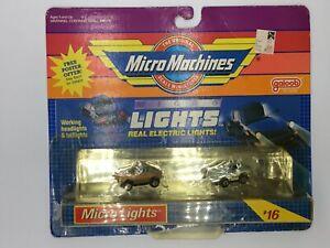 Micro Machines Galoob Micro Lights #16 , Sealed MIC4