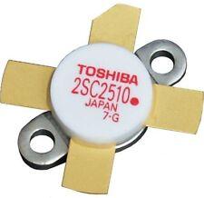 TOSHIBA 2SC2510A RF TRANSISTOR SILICON NPN EPITAXIAL
