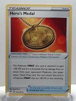 Vivid Voltage x4 Hero/'s Medal 152//185 NM//M Pokemon TCG Uncommon