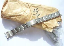 Cinturino in acciaio per orologio tipo classico MM. 14 CURVE'