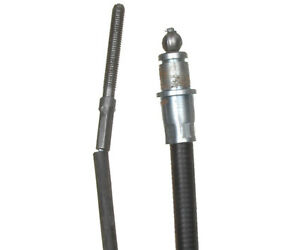 Parking Brake Cable Rear Wagner BC130792 1HO609721A Fits VW GOLF JETTA 93-95