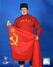 Foto de Nikolai Volkoff Lucha Libre Wwe 8x10 Promo Wwf