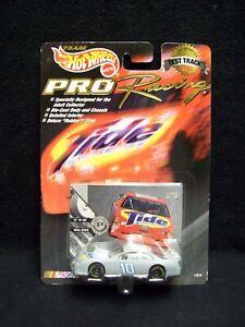 Hot Wheels Pro Racing Test Track 1998 Tide Ricky Rudd Nascar.