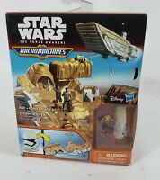 STAR WARS THE FORCE AWAKENS MICRO MACHINES FIRST ORDER STORMTROOPER