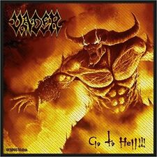 VADER - Go To Hell - Patch / Aufnäher