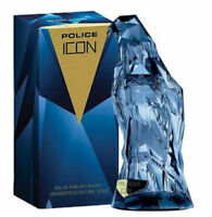 Police Icon Profumo Uomo EAU DE PARFUM Edp 125ml Natural Spray
