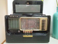 Radio TSF Vintage Zénith Années 50