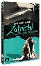 ZATOICHI - THE BLIND SWORDSMAN [ARROW DVD] 2V - NEW & SEALED