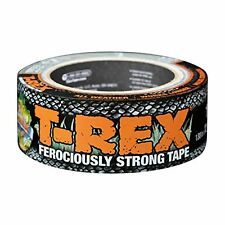 T-REX 241309 Ferociously Strong Tape, 1.88 Inches x 12 Yards, Waterproof Backing