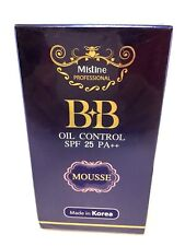15 g Mistine BB Oil Control Mousse SPF 25 pa ++