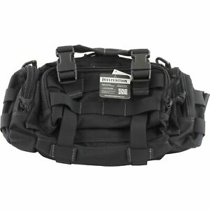 Maxpedition Proteus Versipack Black 402B Tactical Storage Bag