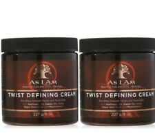 2 Pack - As I Am - Twist Defining Cream - 8 Oz Each