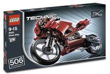 Lego Technic Model Riding Cycle 8420 Street Bike NEW Sealed