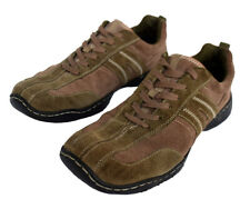 KENNETH COLE Men's Size 9.5 Light Brown Suede Sneakers Square Toe Shoes
