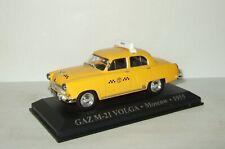 SALE 1:43 Altaya IXO Gaz 21 Volga Wolga M21 Taxi Moscow 1955 USSR in Box!