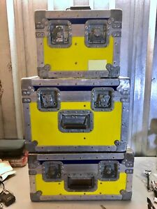AATON CUSTOM SHIPPING CASES + VINTEN VISION 5 TRIPOD AND HEAD- ARRI, RED