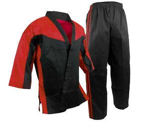 Karate Taekwondo  Demo Team Uniform Gi Freestyle Competition  Martial Arts Suits