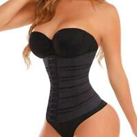 Breathable Waist Tummy Girdle Belt Body Shaper Cincher Trainer Control Corset