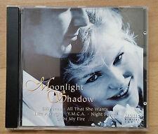 CD - moonlight shadow - music digital 1997 - 19 titel - delta music gmbh
