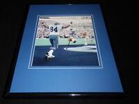 Doug Cosbie Framed 11x14 Photo Display Cowboys 1983 Playoffs vs Bucs