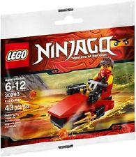 LEGO NINJAGO 30293 - KAI DRIFTER - NEW IN POLY BAG - MELB SELLER