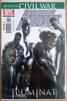 The Road To Civil War The New Avengers Illuminati #1 US Marvel Neu Portofrei