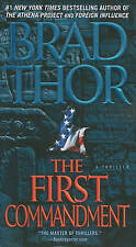 NEW The First Commandment: A Thriller (The Scot Harvath Series) by Brad Thor