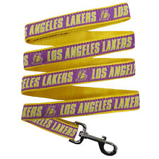 New listing Nba Licensed La Lakers Large Pet Leash - Heavy-duty, Durable, Pets First