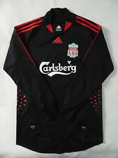 4.9/5 LIVERPOOL ENGLAND 2008 2009 ORIGINAL FOOTBALL GOALKEEPER SHIRT JERSEY