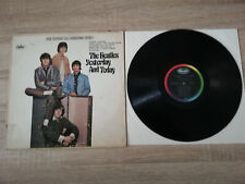 The Beatles Yesterday And Today Original US Rainbow Capitol Stereo LP ST 2553