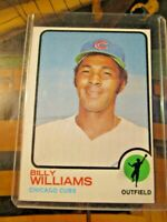 1973 Topps Billy Williams Chicago Cubs #200 Baseball Card~