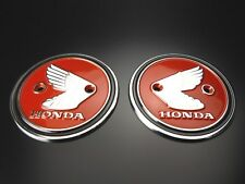 HONDA  Monkey Z50A, Z50M genuine tank emblem  87121-051-693 New Japan
