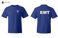 EMT T-Shirts Emergency Medical Technician Tees S-5XL Free Shipping