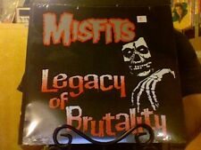 Misfits Legacy of Brutality LP sealed vinyl