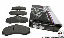 Performance Friction 7819.08.17.44 Porsche Front Brake Pads