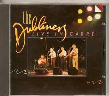 THE DUBLINERS Live In Carre Amsterdam RARE 1985 West Germany Holland  POLYDOR CD