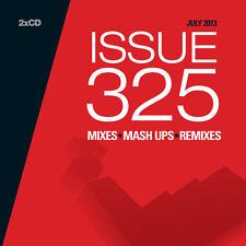 Mastermix Issue 325 Double DJ CD Set Mixes Inc The Fresh Prince: Mashed Up! Mix