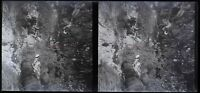 Montagne, c1930 Foto Negativo Placca Da Lente Stereo Vintage VR16L16n4
